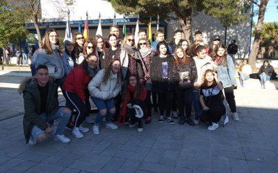 El IES Villa de Abarán visita Albufeira (Portugal) con un nuevo Erasmus+