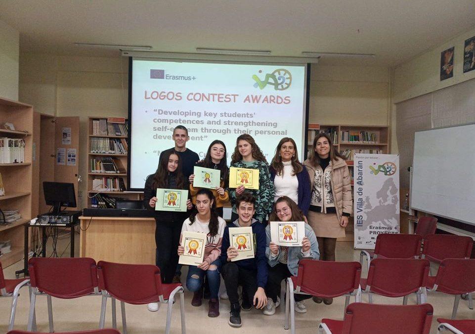 Entrega premios logos proyectos Erasmus+