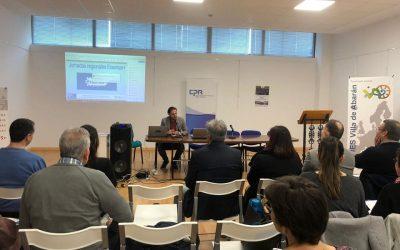 III Jornadas de Intercambio de Buenas Prácticas y Difusión de proyectos Erasmus+.