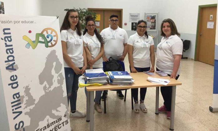 El IES Villa de Abarán vuelve a ser un referente en las II Jornadas Erasmus de Intercambio de Buenas Prácticas.