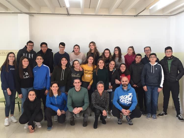 """NUEVO PROYECTO ERASMUS+ DE INTERCAMBIO """"CONNECTED THROUGH THE LANGUAGES""""."""