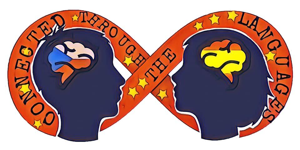 """Logos seleccionados para proyecto """"CONNECTED THROUGH THE LANGUAGES"""""""