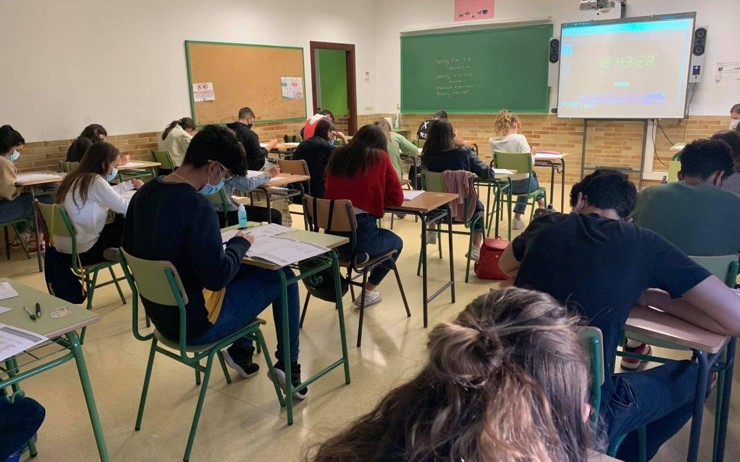 Información EOI para alumnos de 4ºESO bilingüe