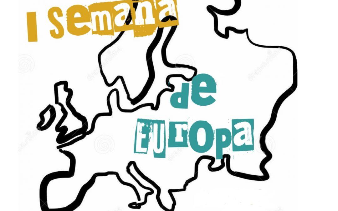 Semana de Europa en el IES Villa de Abarán