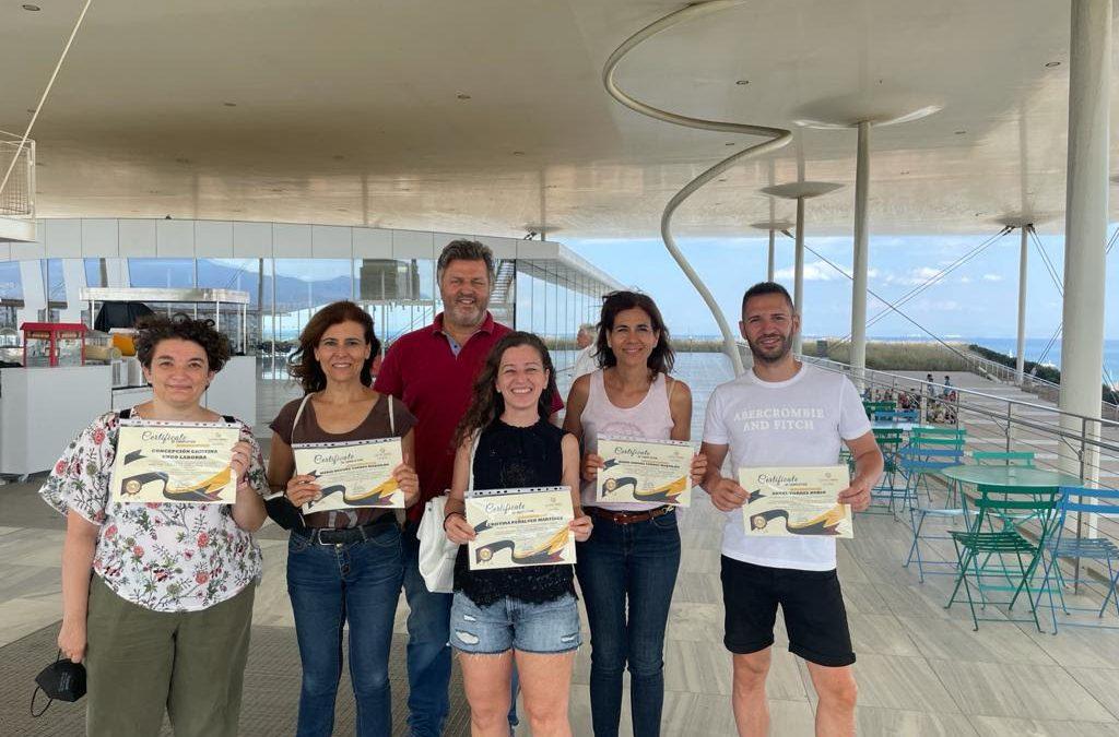 Erasmus KA1: profesores de nuestro centro realizan un curso de formación en Atenas