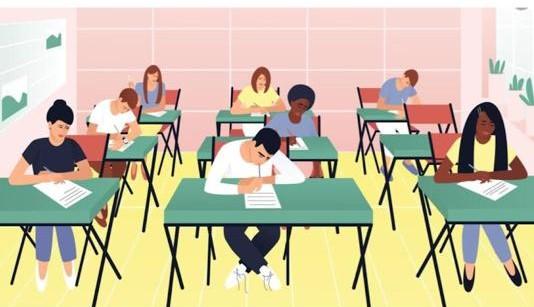 Nueva distribución de aulas para los exámenes de septiembre 2021